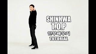 신화(Shinhwa) T.O.P(티오피) 안무배우기 거울모드 / 90's K-POP TUTORIAL