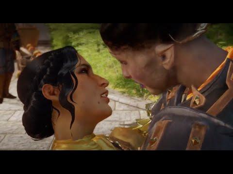 Complete Josephine Montilyet Romance in Dragon Age: Inquisition (Female Adaar Inquisitor)