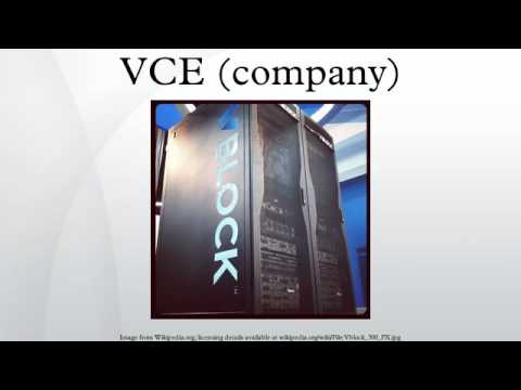 VCE (company)