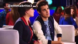 """Violetta 3 - Leon va al antro y Violetta compone """"Descubrí"""" (03x54)"""