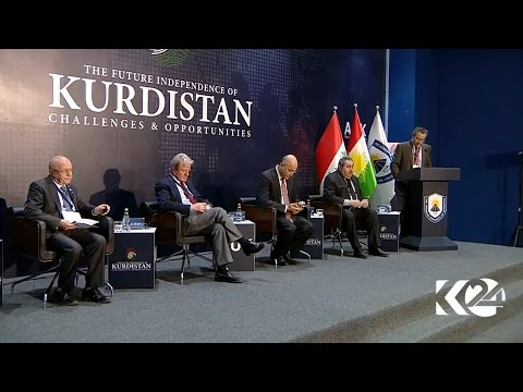 Independence Of Kurdistan Conference: Panel 1
