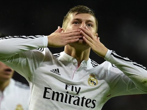 Toni Kroos  All Goals, Skills and Passes 201415  Pass Master