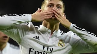 Toni Kroos - All Goals, Skills and Passes 2014/15 ( Pass Master )