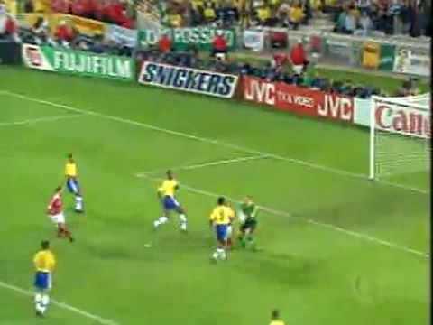 Jogaço dramático  entre Brasil x Dinamarca pela Copa do Mundo