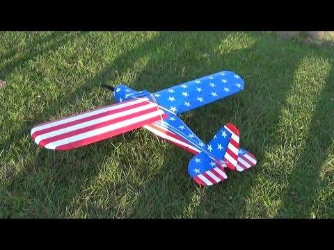 Voo inaugural do aero americano