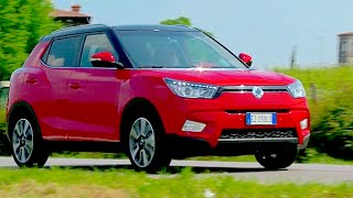 NEW SSANGYONG TIVOLI 2015 - PREMIÈRE AND FIRST TEST DRIVE
