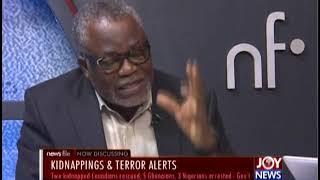 Kidnappings &Terror Alerts - Newsfile on JoyNews (15-6-19)