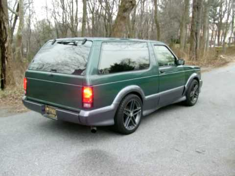 1993 gmc typhoon boost launched youtube. Black Bedroom Furniture Sets. Home Design Ideas