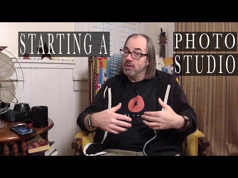 Ways To Start A Photo Studio