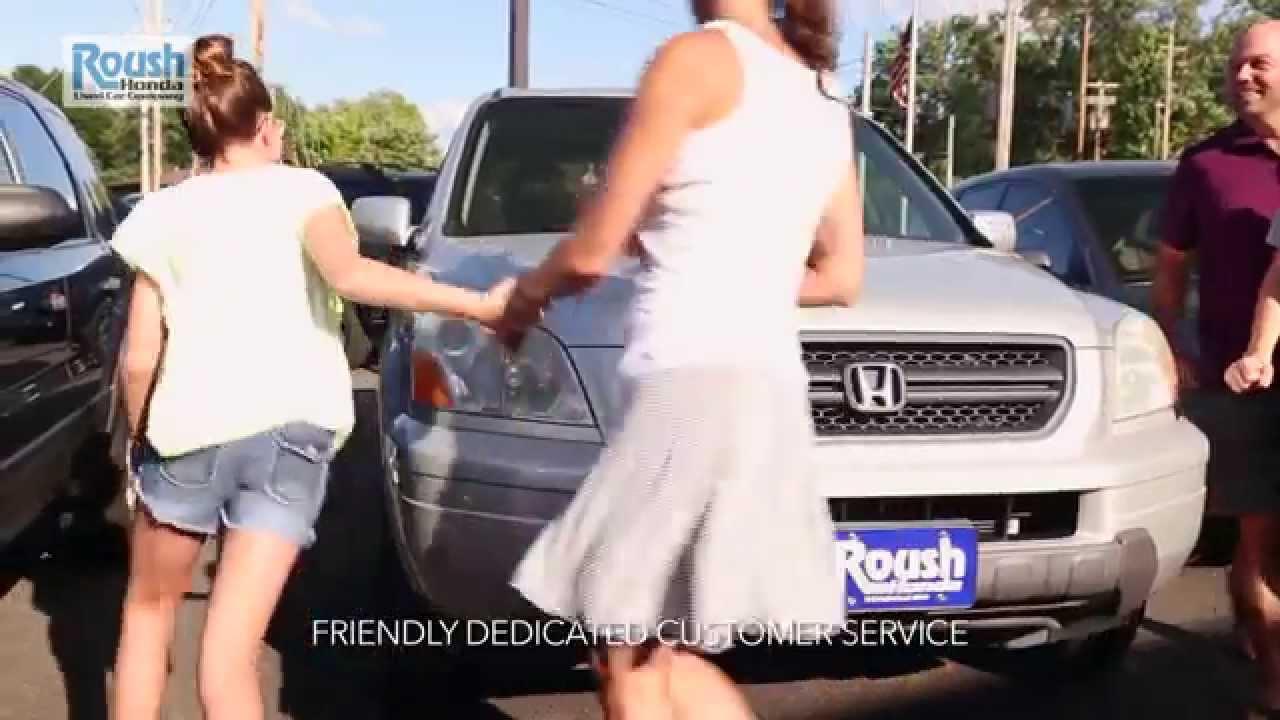 Roush Honda Used Car Company 15A HD