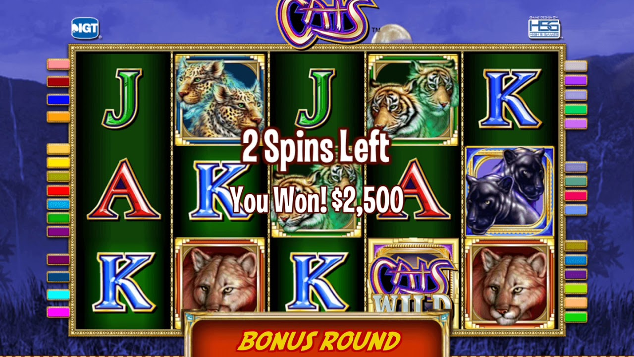 Free Casino Slots With Bonus Spins