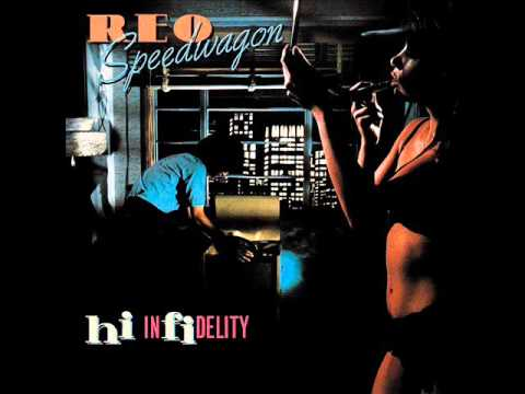 REO Speedwagon - Hi Infidelity (Full Album).