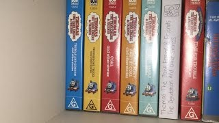 My Thomas Vhs Collection Subscriber Special