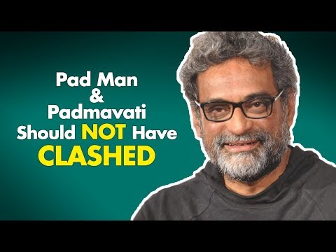 R Balki: Pad Man and Padmavati Should NOT Have Clashed | Interview by Vickey Lalwani | SpotboyE