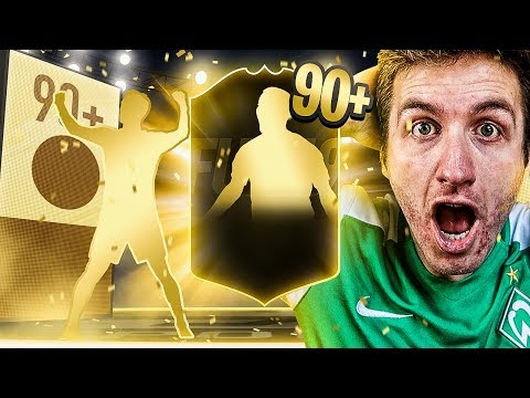 OMG MY LUCKIEST TOTW PACK?!!