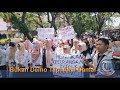 Aksi Massa Kobarkan Perang ke KPU Palembang | Bukan Demo Tapi Aksi Damai
