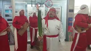 Il Canto del San Sebastiano col gruppo Tradizioni Amiche a Termoli dello scorso anno