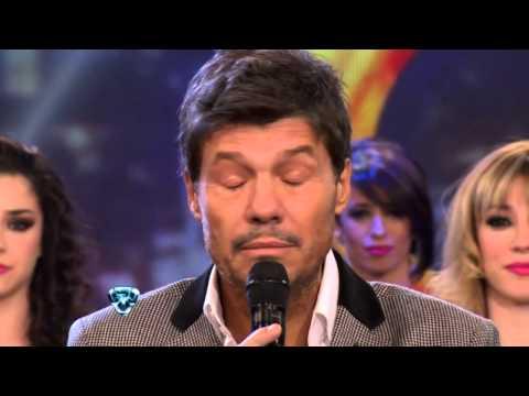 download Showmatch 2012 - El mensaje de Tinelli para Pampita y Benjamín Vicuña