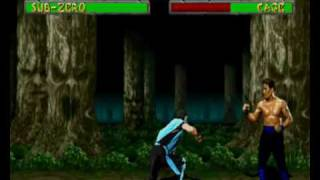Mortal Kombat II (Arcade) - Sub-Zero gameplay 1/2 thumbnail