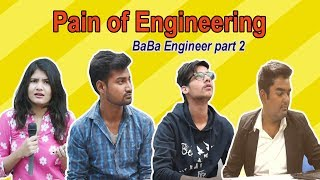 Pain Of Engineering | Engineer Baba Series #Part-2 | RJ Rajput Latest Video | RJ PRODUCTION
