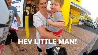 Making A Kids Day | Future Biker | Random Act of Kindness