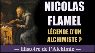 nicolas flamel the alchemist