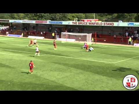 Crawley Town FC v Fulham FC highlights