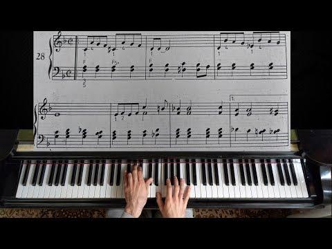 Everybody Loves Somebody - Dean Martin | Piano Tutorial
