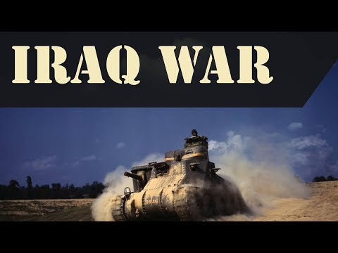Iraq Iran War , Gulf War, US Invasion Of Iraq - World History - Complete Analysis
