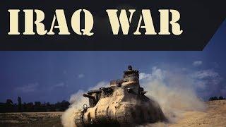 From youtube.com: Iraq war {MID-148324}