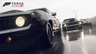 Скачать Forza Horizon 2 Fast Furious Начало игры