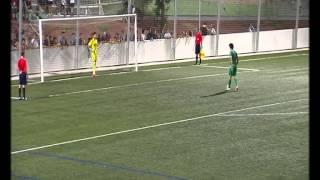 COPA: Cornellá 0 - Real Jaén 0 (03-09-14)