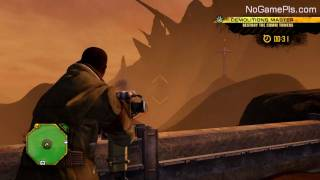Red Faction: Guerrilla Walkthrough Sidequest 01 Destroy the Comm Towers