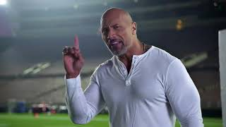 NFL The Rock AFC Championship promo