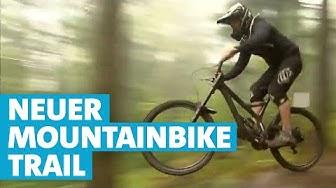 Neuer Trail für Freiburgs Mountainbiker