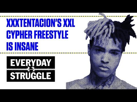 Thumbnail: XXXtentacion's XXL Cypher Freestyle is Insane