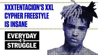 XXXtentacion's XXL Cypher Freestyle is Insane