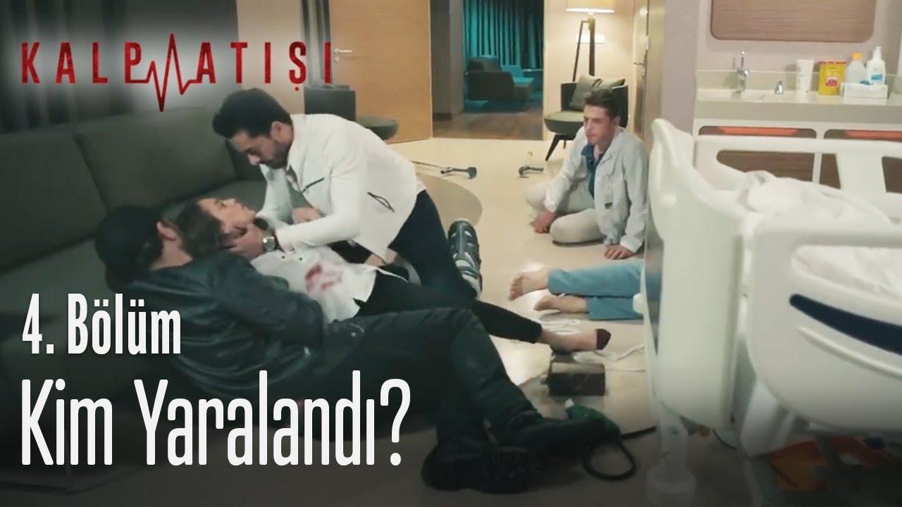 Kim yaralandı? - Kalp Atışı 4. Bölüm