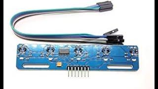 Line array என்றால் என்ன? | What is line array sensor | Line follower race tips | In Tamil |