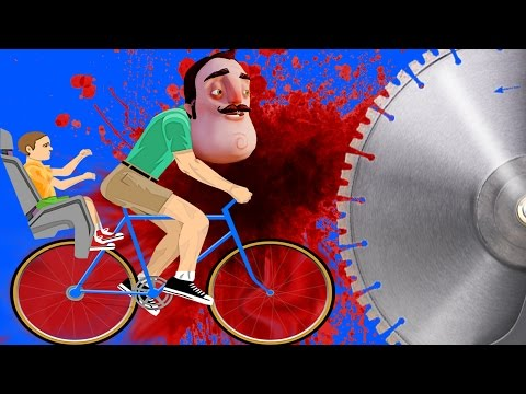 3 Boyutlu Happy Wheels