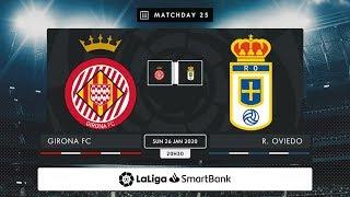 Girona FC Real Oviedo MD25 D2030