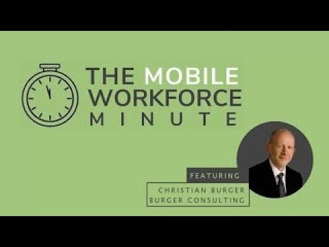 Christian Burger, How should leaders determine what kind of technology they need?
