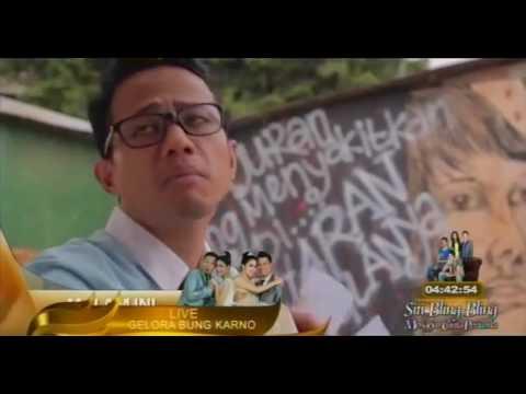 romance and motivasi film indo Luntang Lantung 2014