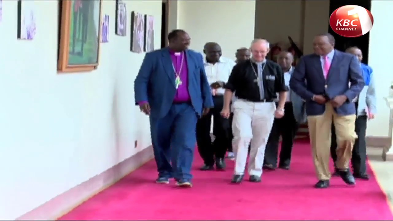 President Uhuru Kenyatta urge Kenyans to embrace peace