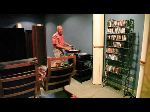 Building a new Music Room Part 1