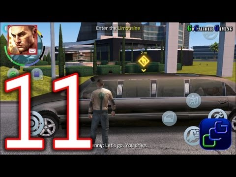 Gangstar 4: Vegas Android Walkthrough - Part 11 - Chapter 2: Goodman - State Of The Union