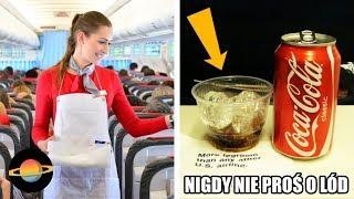 10 rzeczy, o których linie lotnicze wolałyby, abyś nie wiedział