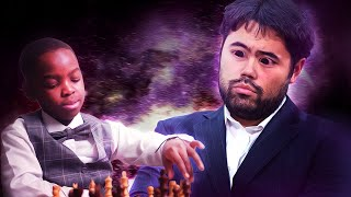 8-Year-Old Chess Prodigy vs. Grandmaster