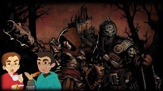 Darkest Dungeon - VisualWood Plays ..The Worst Dungeon Run Ever