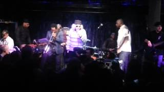 Hustlers Convention: Mankind - Jalal Nuriddin & Jazz Warriors Int. (Jazz Cafe, 10-02-14)